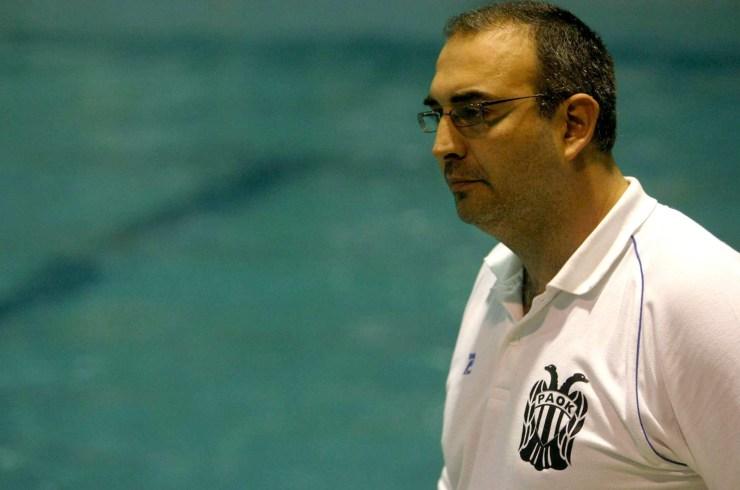 Νικος Βενετόπουλος - coach-.
